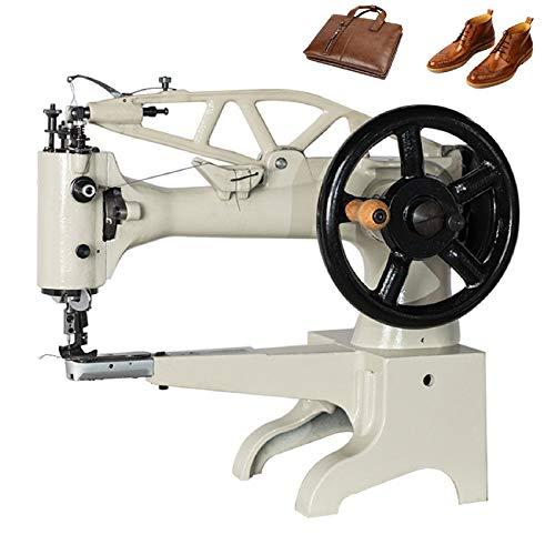 JFF Machine de réparation de Chaussures de cordonnier Patch Manuel Machine à Coudre de Point de Cuir Chaussure de réparation de Toile Machine de tête de Patcher de démarrage