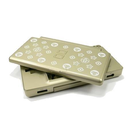 SATKIT Carcasa Recambio para Nintendo DS Lite (MARIO)