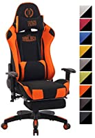CLP Silla Racing Sports Turbo XFM En Tela I Silla Gaming Función De Masaje I ...