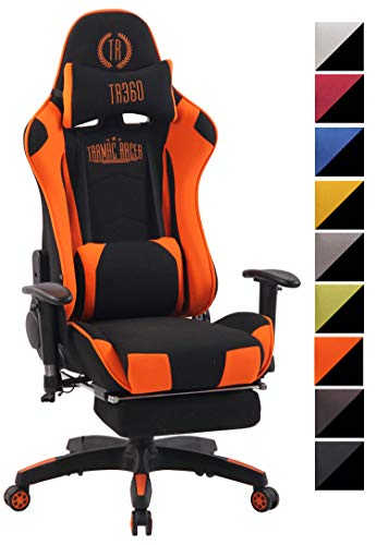 CLP Silla Racing Sports Turbo XFM En Tela I Silla Gaming