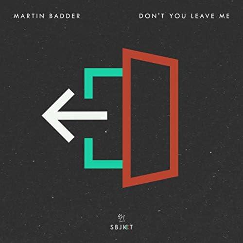 Martin Badder