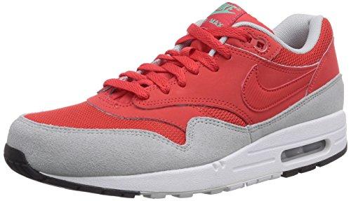 Nike Herren Air Max 1 Essential Laufschuhe Training, Rot (Daring Red/Daring Red/Gry Mist), 41 EU