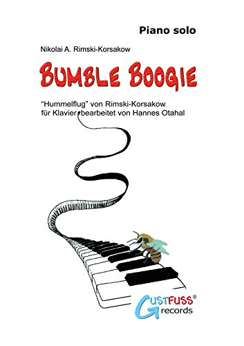 Bumble Boogie for Piano Solo - as played by Austrian Boogie Master Hannes Otahal