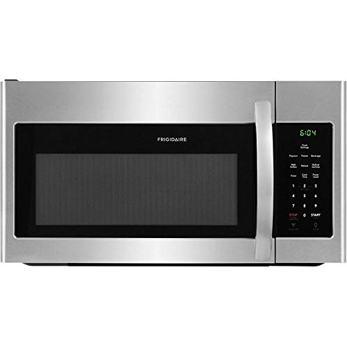 Frigidaire 1.6-cu ft Over-the-Range Microwave (EasyCare Stainless Steel)