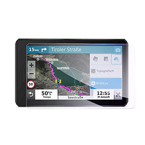 GAFAT G*armin zumo XT Navigation Schutzfolie,Panzerglas Displayschutzfolie Folie , GPS Navi Folie,5.5 Zoll 139 * 83MM