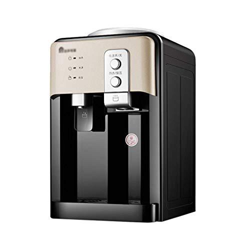 KTDT Distributeur autonome de refroidisseur d'eau chaude et froide, distributeur d'eau Mini Petit Bureau de réfrigération à boire automatique, pour dortoir de Bar à thé et café de Bureau à domici