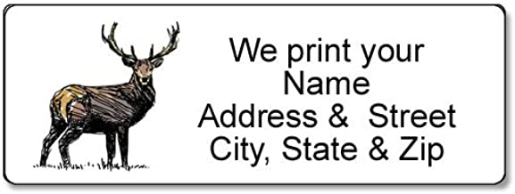 hunting return address labels