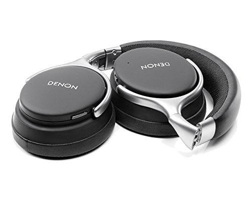 Denon AHGC20 Casque audio Bluetooth Noir