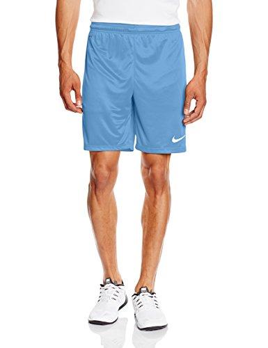 Nike Herren Fußballshorts Park II, Blau (University Blue/White/412), Gr. L