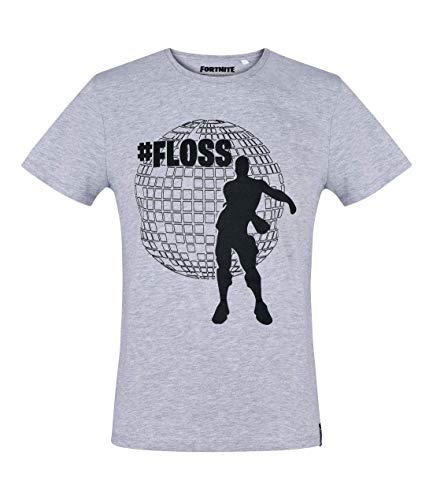 Koch Fortnite Floss Grey Tshirt M