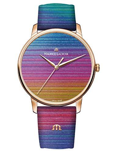 Reloj Maurice Lacroix Eliros Rainbow - Reloj de Mujer Multicolor con maquinaria Suiza.