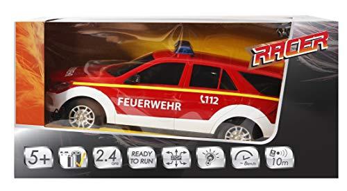 RC Auto kaufen Feuerwehr Bild: Racer R/C Feuerwehrauto 2.4 GHZ*