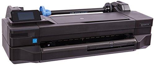 2PX9507 - HP Designjet T120 Inkjet Large Format Printer - 24Quot; - Color