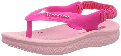 Ipanema Unisex Anat. Soft Baby Sandalen, (Pink 8553), 22/23 EU