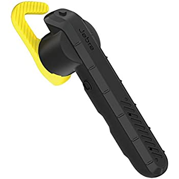 Jabra Bluetooth Headset Impact Resistant Steel Black Elektronik