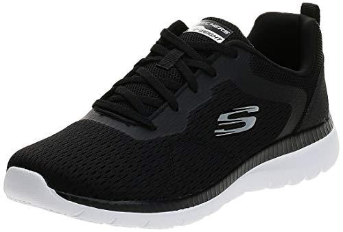 Skechers Calzado Deportivo Mujer Bountiful Quick Path para Mujer Negro 39 EU