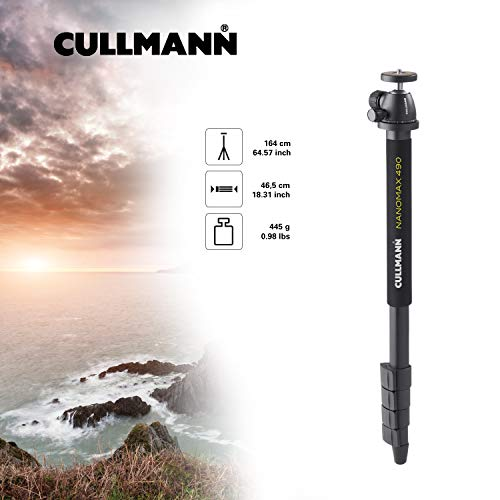 Cullmann NANOMAX 490 - Monopie con...