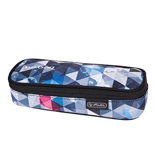 Herlitz Soft Case be.Bag Cube Snowboard Funda de abonos Transporte, 22 cm,...