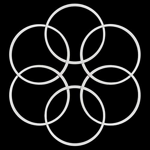 MASUNN White Seal Rubber O-Ring Pakkingen Vervanging Voor Magic Bullet Blender