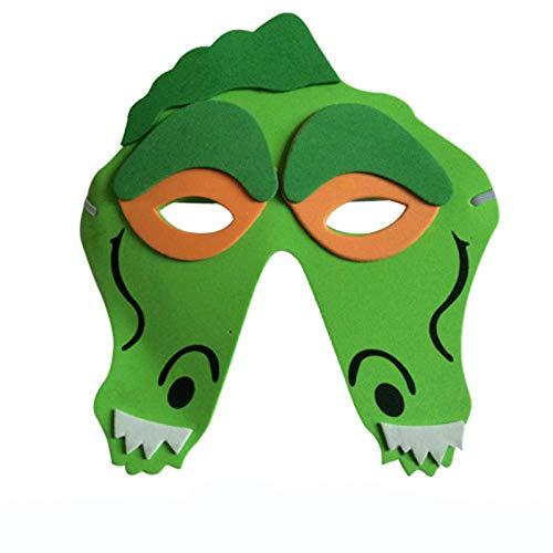 YiYuDe Máscaras Máscaras para Adultos Tocado De Animales De Rendimiento De Dibujos...