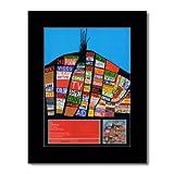 Music Ad World Radiohead Mini-Poster, Hail to The Thief,