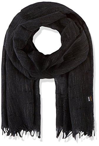 BOSS Herren Schal Nefy, Schwarz (black 001), One size