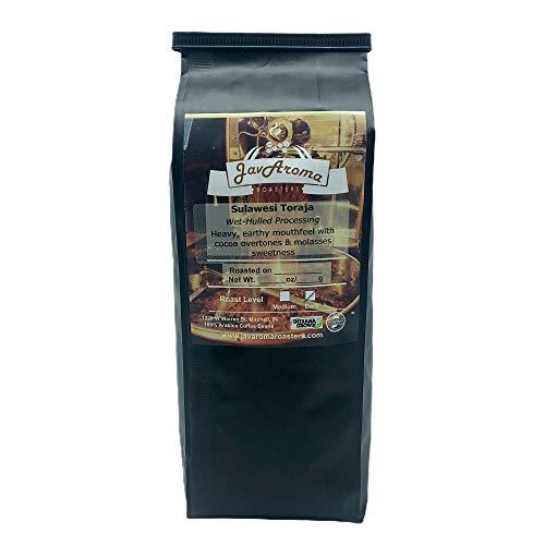 Sulawesi Toraja (16oz) --Freshly Roasted-Small Batch-Single Origin Coffee (Wholebean)