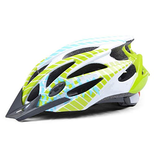 Helmet HCGS Cycling Helmet Eps Integrally-Molded Bicycle/Highway Bike Protector 21 Vent/hat Corner/Chin Pad As Shown 12