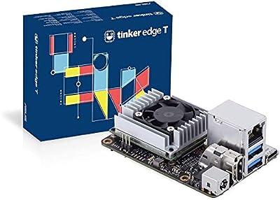 ASUS SBC Tinker Board S RK3288 SoC 1.8GHz Quad Core CPU, 600MHz Mali-T764 GPU, 2GB LPDDR3 & 16GB eMMC Motherboard (Tinker Edge T)