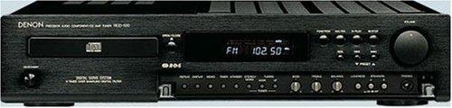 Denon RCD-100 CD-Receiver schwarz