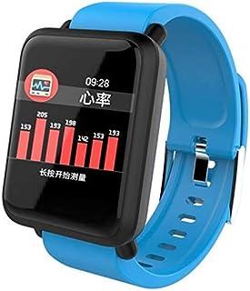 XYCSM Fitness Tracker Smart Fitness Tracker/Smart Pulsera, Pantalla de 1.3 Pulgadas Pista de Fitness Impermeable Bluetooth Smart Watch Pulsera Deportiva, Pulsera para Niños Mujeres