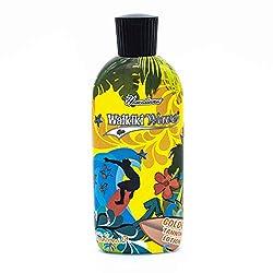 Hawaiiana Waikiki Wave - Golden Tanning Lotion, 1er Pack (1 x 200 ml)