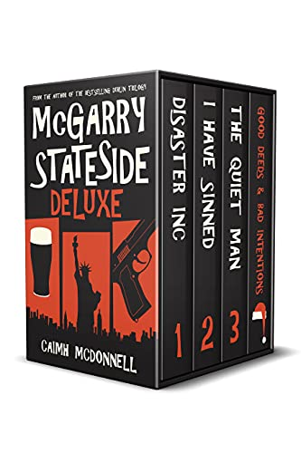 McGarry Stateside Deluxe (Books 1-3) (English Edition)