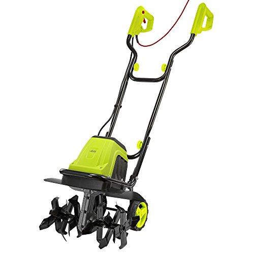 Garden Gear Electric Garden Tiller, Cultivator & Rotavator for Lawn, Vegetable Patch & Allotment, 6 Blades (1400W)