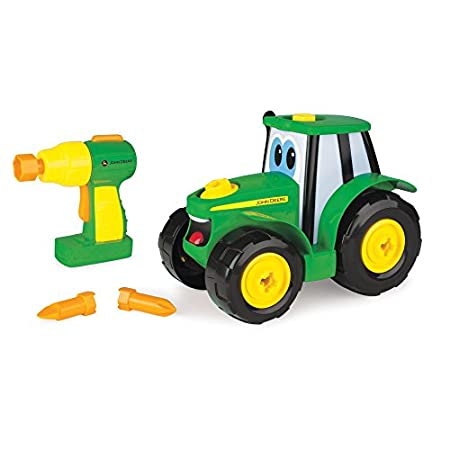 John Deere Bau-Dir-Deinen-Johnny-Traktor