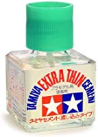 Tamiya Plastik Yapıştırıcı - Ekstra İnce (40 ml.)