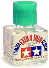 Tamiya 87038 Extra Thin Cement Glue Fine Tip 40ml