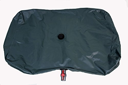 Ivy Bag Portable Water Reservoir, 100 Gallon Storage Capacity - Water Plants & Trees Without a Connection, Use as a Camp Shower, or Use to Fight Fires