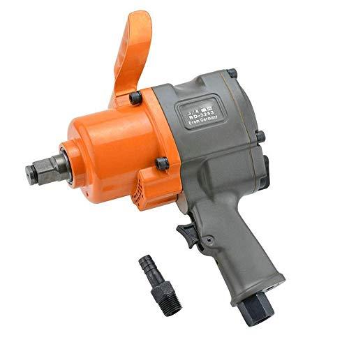 Manyao Practica portátiles neumáticas 3/4 poderoso impacto del tirador del viento, de mano for trabajo pesado de viento Herramientas de la llave de mano industriales