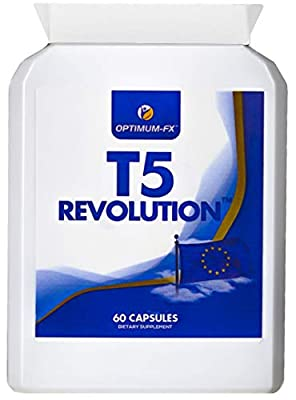 T5 Revolution Weight Management Support Formula - Max Strength - 60 Capsules