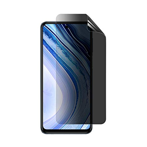 Celicious Privacy Plus 4-Way Anti-Spy Filter Screen Protector Film Compatible with Xiaomi Redmi Note 9S