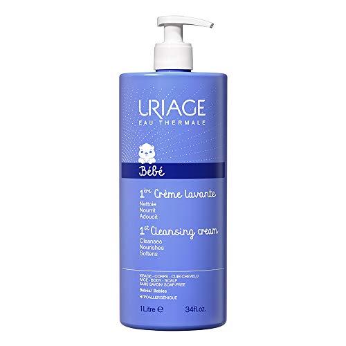 Uriage - Bebe 1ere Creme Lavante Visage Corps Et Cuir Chevelu 1l Uriage