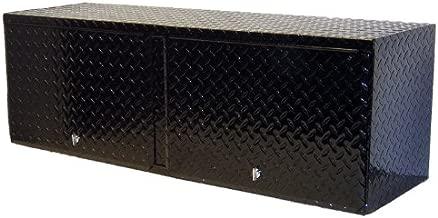 Pit Posse 48 Inch Overhead Storage Cabinet (Black)