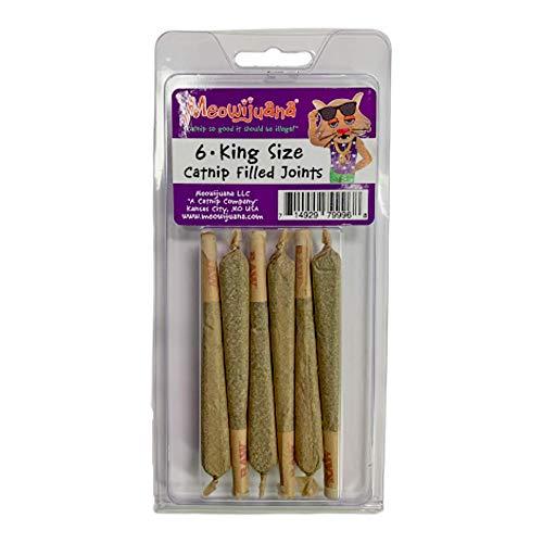Meowijuana Catnibas Joints - King Size