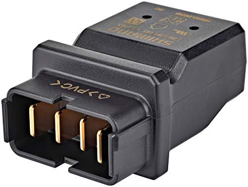 SHIMANO DESPIECE Adapter Ladegerät SM-BTE6000, Erwachsene, Unisex, Schwarz (schwarz)