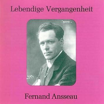 Lebendige Vergangenheit - Fernand Ansseau