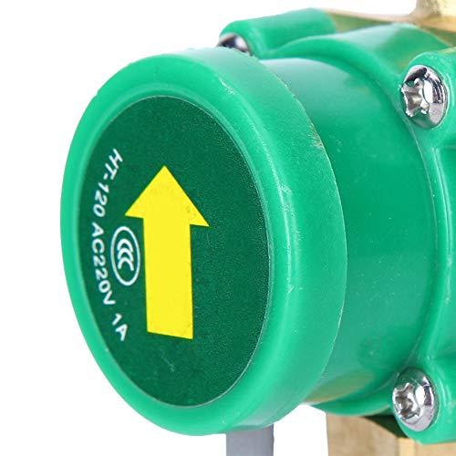 Interruptor de control de flujo de agua, sensor de flujo de bomba de agua de 1.5L / min para bomba de agua
