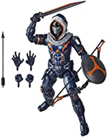Black Widow E8768 Hasbro Marvel Legends Series 6-inch Collectible Taskmaster Action Figure Toy, Premium Design, 5...