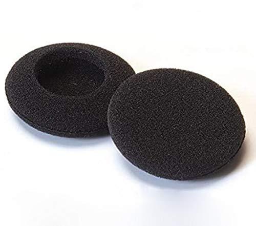 Eeejumpe 3 Pairs 50mm Headphone Earphone Earbud Ear Pad earpad Foam Cover