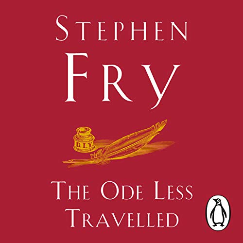 The Ode Less Travelled audiobook cover art
